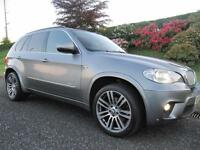 2011 BMW X5 xDrive 40d M Sport NAPPA LEATHER 4x4