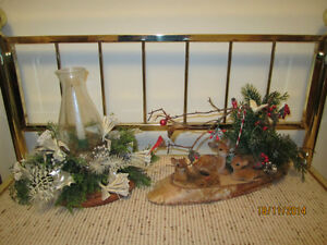 Two Older type Xmas decorations sold separate. Strathcona County Edmonton Area image 2