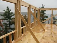 Architectural Drafting -- Cottage / House / Garage / Reno / Deck