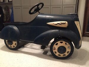 Wanted: pedal car, tractor, boat, plane etc Kitchener / Waterloo Kitchener Area image 1