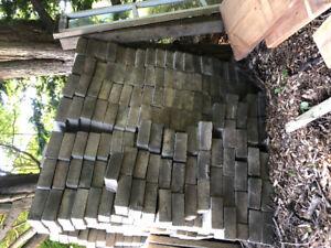 Landscape stone. 6x6x2.5. Appx 1000 pieces  $300 for the lot.