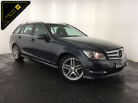 2013 63 MERCEDES C220 AMG SPORT CDI 1 OWNER SERVICE HISTORY FINANCE PX