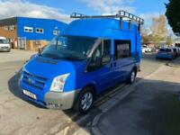 2011 11 FORD TRANSIT 2.2 350 H/R 115 BHP**KITTED OUT CAMPER** DIESEL