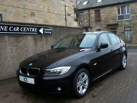 11 61 REG BMW 318D 2.0 TURBO DIESEL ES 4DR 1 OWNER BMW HISTORY 1 YEAR TAX £30
