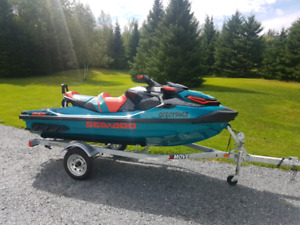 2018 Sea-Doo Wake Pro 230 HP Audio Bluetooth
