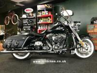 2014 HARLEY-DAVIDSON FLHRC ROAD KING CLASSIC 1690cc 8,500 MILES