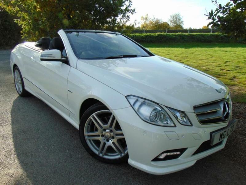 d9480a9a68c038 2010 Mercedes Benz E Class E350 CDI BlueEFFICIENCY Sport 2dr Tip Auto  COMAND!