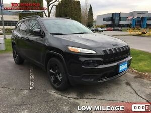 2016 Jeep Cherokee Sport   - Bluetooth - Low Mileage