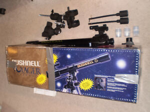 Bushnell Voyager 78-9565 Telescope and Astronomy Books