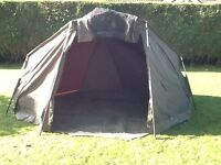 Trakker fishing bivvy