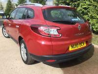 Renault Megane 1.6 Dynamique SAT NAV**PETROL SPORT ESTATE CARS**LOW MILEAGE**