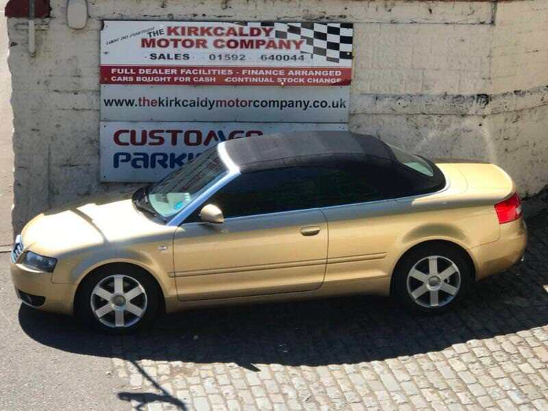 2003 AUDI A4 1 8T Sport 2dr | in Kirkcaldy, Fife | Gumtree