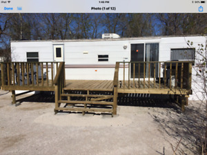 #7 Maple Drive Steep Rock Manitoba Trailer Rental
