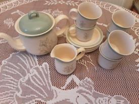 China tea set and teapot