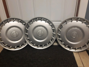 Smart ForTwo HUBCAPS
