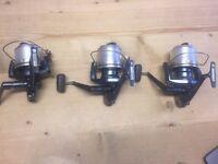 3 x SHIMANO ULTEGRA 12000XTA BIG PIT REELS - JUST £250 THE SET OF 3 IDEAL CARP PIKE CATFISH FISHING