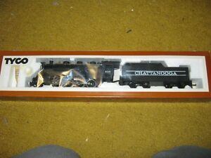 Chattanooga ho scale train with smoke (NOS)