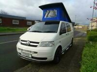 Volkswagen Transporter Campervan For Sale