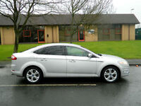 2012 12 REG FORD MONDEO 2.2 TDCi Titanium 200 BHP 5dr FSH+SATNAV+FULL LEATHER
