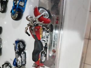 Harley Davidson toy bikes
