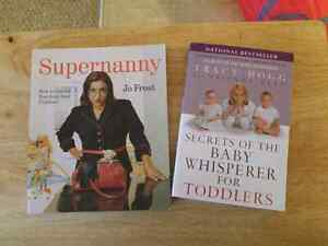 Supernanny and Secrets of the baby whisperer for toddlers