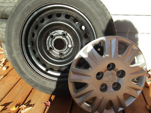 Honda Civic Rims and whell covers for sale