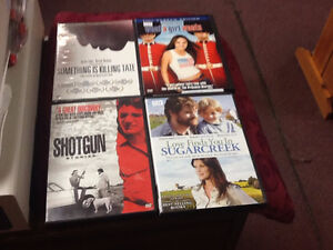 DVDs Blue Rays TV Series