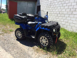 polaris sportsman touring 850