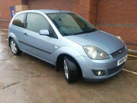 Ford Fiesta 1.4 Zetec Climate. SH. WARRANTY. CAMBELT REPLACED. A/C. EW. EM. R/CD