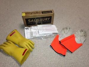 SALISBURY Arc Flash safety Gloves for Electrician