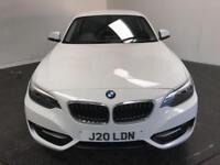 2015 J BMW 2 SERIES 1.5 218I SPORT 2D AUTO 134 BHP