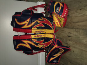 McKenney 24+1 pads, catcher & blocker
