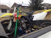 2006 Rmz 450 or trade for car or truck