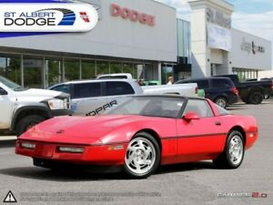 1990 Chevrolet Corvette ZR1  JUST ARRIVED