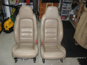 C6 Corvette Leather Seats (Covers)