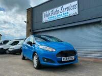 2014 Ford Fiesta 1.6 TDCi ECOnetic Van CAR DERIVED VAN Diesel Manual