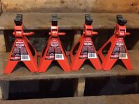2 tons Axle stand  (2 set of Pairs)