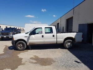 2006 Ford f250 4x4 for sale