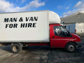 24/7 Man and Van and Removals Service