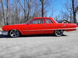 63 Chevy Belair Pro Touring