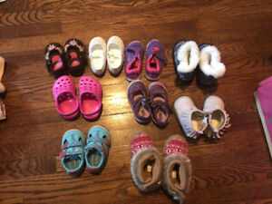 For sale Girl clothes, shoes and coat