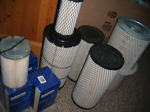 BRAND NEW Air & Fuel Filters for tractors and heavy equipment