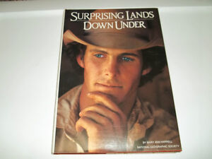 """National Geographic's """" Surprising Lands Down Under"""""""