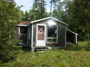 WOODLOT AND CAMP FOR SALE