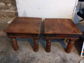 Two lovely coffee tables