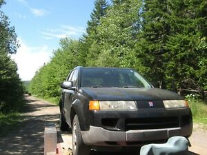 Parting out 2003 Saturn VUE