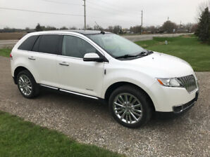 2013 LIMITED EDITION LINCOLN MKX * CERTIFIED