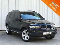 BMW X5 3.0d auto 2004MY Sport Black, Finance Available Part Exchange Welcome