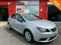 2014 SEAT Ibiza 1.2 S 5dr [AC] HATCHBACK Petrol Manual