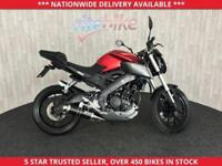 YAMAHA MT-125 MT 125 ABS MODEL VERY CLEAN TIDY GREAT EXAMPLE 2015